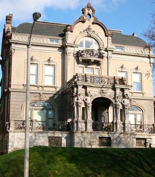 Kalvelage Mansion German Baroque Castle Milwaukee